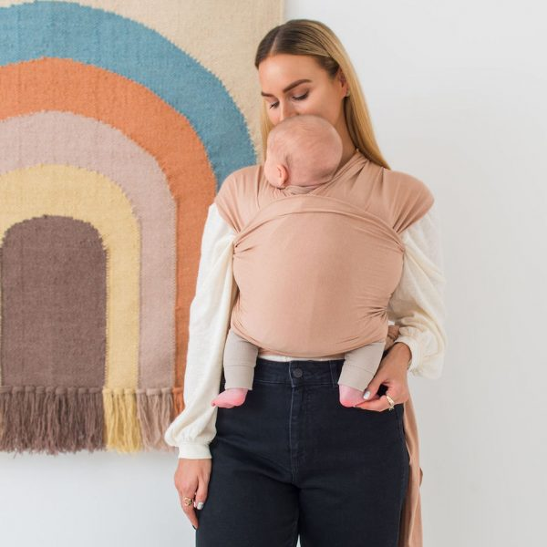 Clay baby wrap by Smallhausen on Acorn & Pip Loves