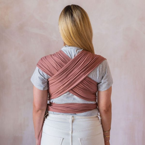 Rosie baby wrap by Smallhausen on Acorn & Pip Loves