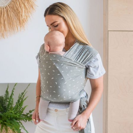 Olive Luna baby wrap by Smallhausen on Acorn & Pip Loves