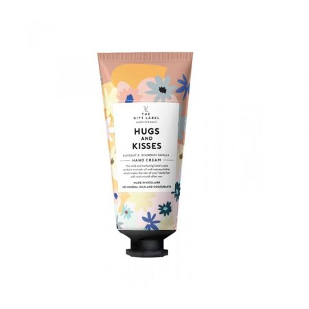 The Gift Label -Hugs & Kisses Hand Cream Tube
