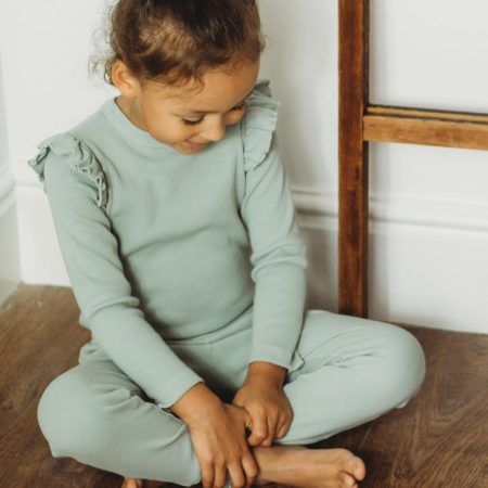 organic lounge set sage little dot to dot on acorn and pip loves