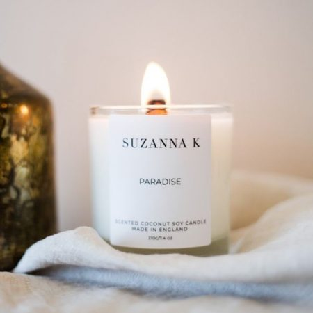 Paradise Candle by Suzanna K Acorn & Pip Loves