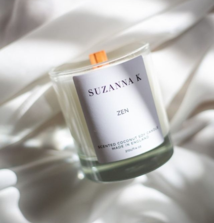Zen Candle by Suzanna K