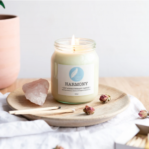 aromatherapy candle Mother's Day