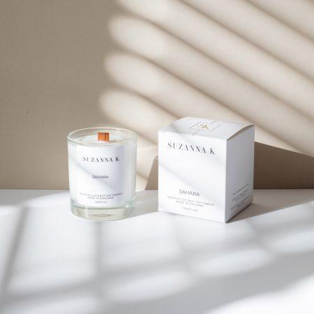 Sahara candle by Suzanna K on Acorn & Pip Loves