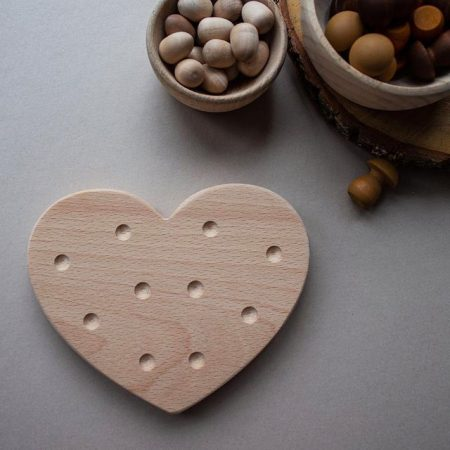 little coach house heart board