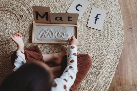 little coach house alphabet flashcards
