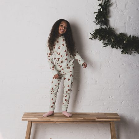 Scatter Shapes Kids Pyjamas Cub & Pudding Acorn & Pip Loves