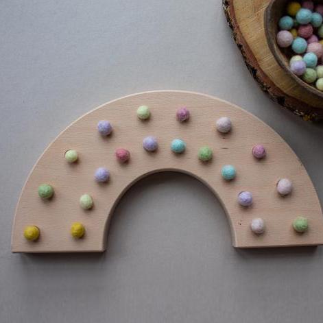 little coach house rainbow board