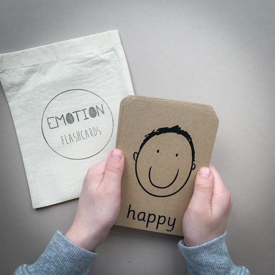 little coach house emotion flashcards