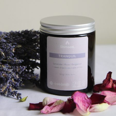 Tranquil candle